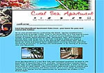 Coral Sea Beachfront Apartment